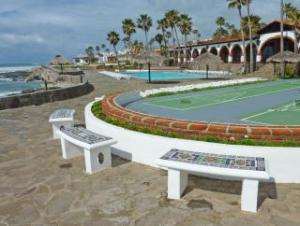 Las Gaviotas Shuffle Board Court Endless Summer Villa